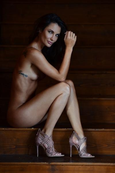 ドイツモデル Simone Voss(シモーネ・ボス) Playboyのヌード画像 5