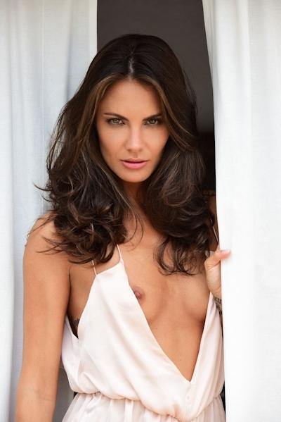 ドイツモデル Simone Voss(シモーネ・ボス) Playboyのヌード画像 7