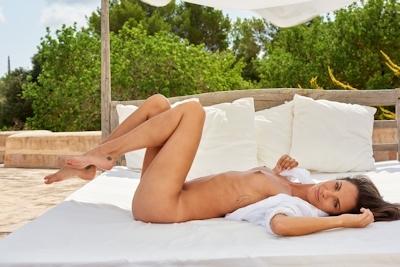 ドイツモデル Simone Voss(シモーネ・ボス) Playboyのヌード画像 8