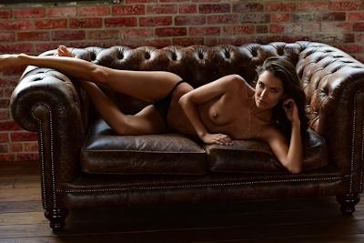 ドイツモデル Simone Voss(シモーネ・ボス) Playboyのヌード画像 10