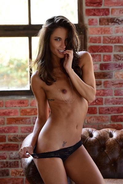 ドイツモデル Simone Voss(シモーネ・ボス) Playboyのヌード画像 13