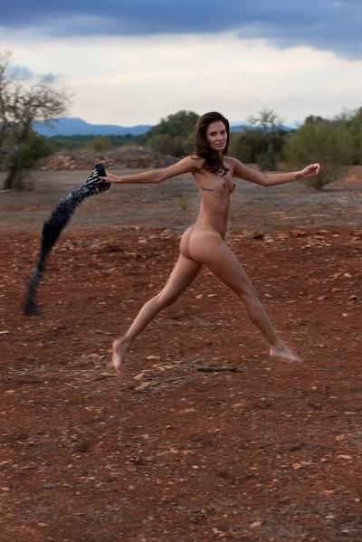 ドイツモデル Simone Voss(シモーネ・ボス) Playboyのヌード画像 15