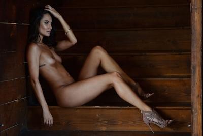 ドイツモデル Simone Voss(シモーネ・ボス) Playboyのヌード画像 17