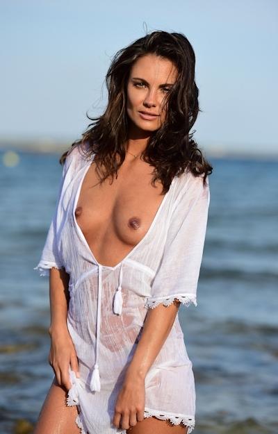ドイツモデル Simone Voss(シモーネ・ボス) Playboyのヌード画像 19