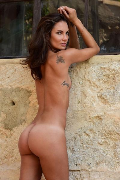 ドイツモデル Simone Voss(シモーネ・ボス) Playboyのヌード画像 21