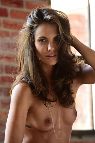 ドイツモデル Simone Voss(シモーネ・ボス) Playboyのヌード画像 22