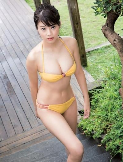 馬場ふみか ビキニ画像 3