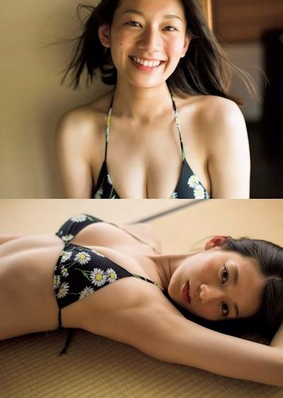 佐藤美希 セクシービキニ画像 10