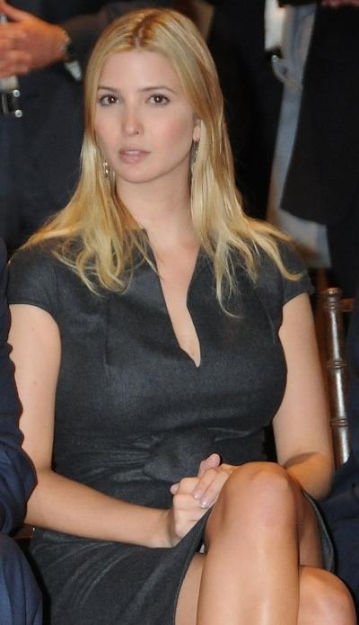 ドナルド・トランプの娘 Ivanka Trump(イヴァンカ・トランプ)の画像 1