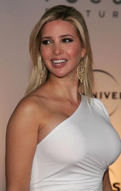 ドナルド・トランプの娘 Ivanka Trump(イヴァンカ・トランプ)の画像 2
