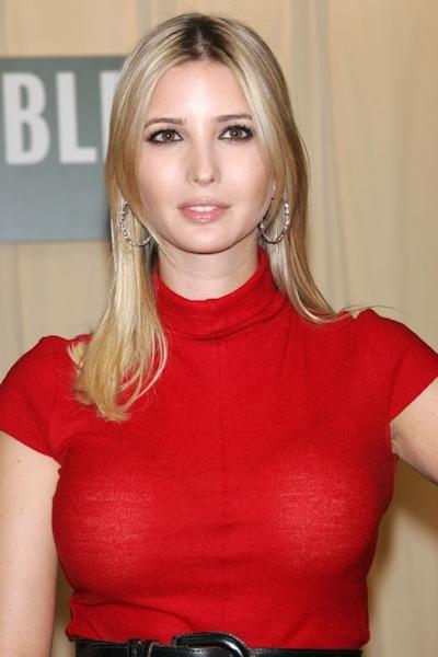 ドナルド・トランプの娘 Ivanka Trump(イヴァンカ・トランプ)の画像 4