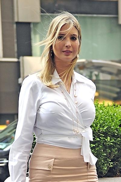 ドナルド・トランプの娘 Ivanka Trump(イヴァンカ・トランプ)の画像 8