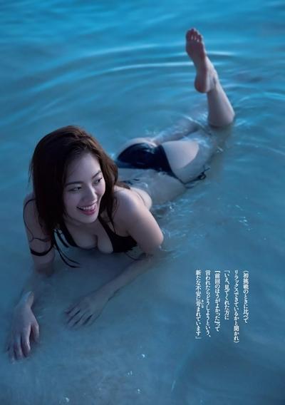 伊東紗冶子 ビキニ画像 5
