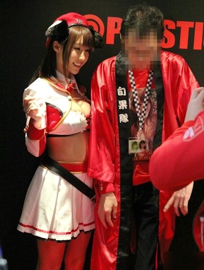 Japan Adult Expo 2016(ジャパン・アダルト・エキスポ2016) イベントの様子の画像 5