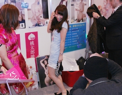 Japan Adult Expo 2016(ジャパン・アダルト・エキスポ2016) イベントの様子の画像 11