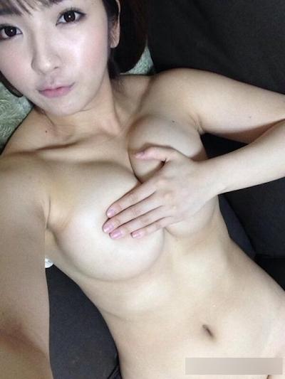 AV女優のセクシーな自分撮り画像 14