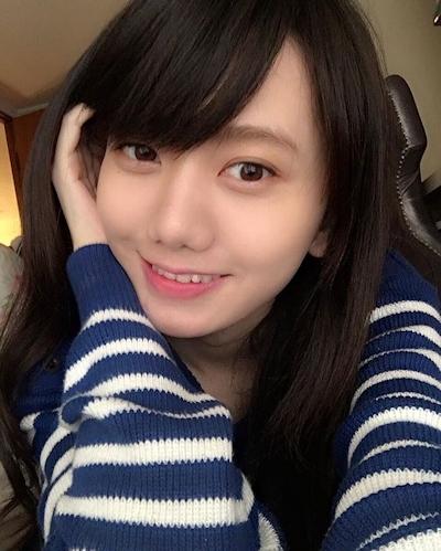 台湾の羅晴(ilbettylo)さんがアイドル級に可愛いとInstagramで話題 9