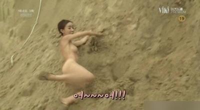 韓国で深夜に放送してるお色気番組のセクシー画像 12