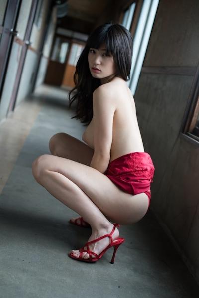 高橋しょう子(高崎聖子) セクシーヌード画像 5