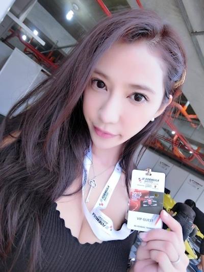 台湾No.1美人レースドライバー 安小蕎(Angel-Ann) 2