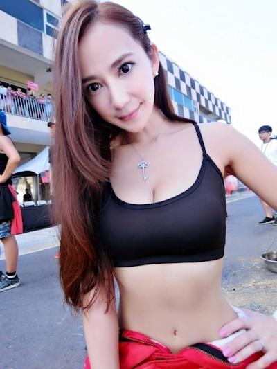 台湾No.1美人レースドライバー 安小蕎(Angel-Ann) 3