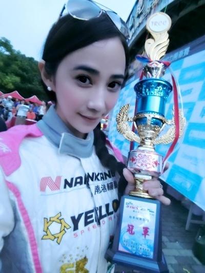 台湾No.1美人レースドライバー 安小蕎(Angel-Ann) 6