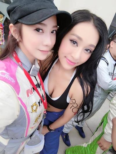 台湾No.1美人レースドライバー 安小蕎(Angel-Ann) 8