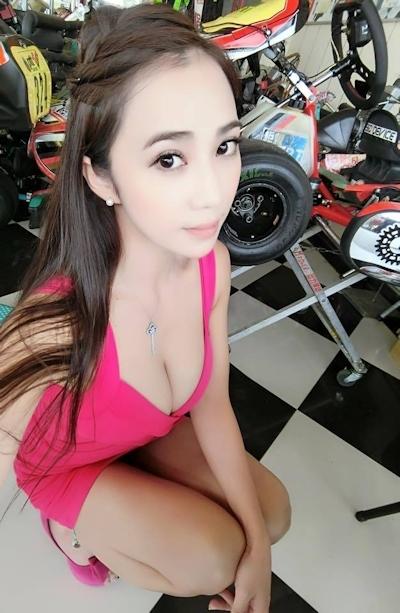 台湾No.1美人レースドライバー 安小蕎(Angel-Ann) 19