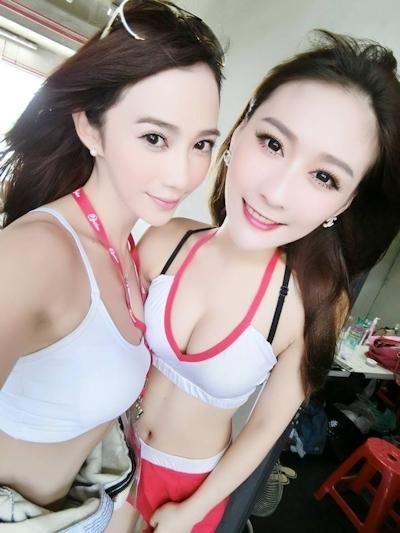 台湾No.1美人レースドライバー 安小蕎(Angel-Ann) 27