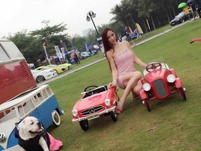 台湾No.1美人レースドライバー 安小蕎(Angel-Ann) 29