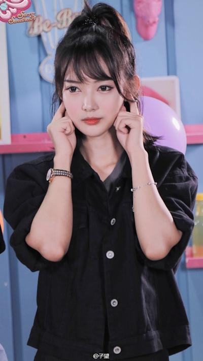 中国の超美人アーチェリー選手 子望 9