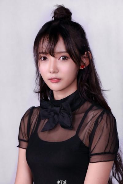 中国の超美人アーチェリー選手 子望 10