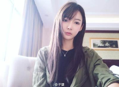 中国の超美人アーチェリー選手 子望 13
