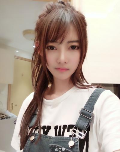 中国の超美人アーチェリー選手 子望 19