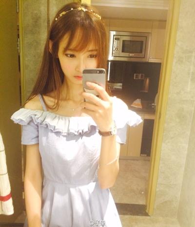 中国の超美人アーチェリー選手 子望 22