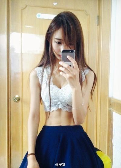 中国の超美人アーチェリー選手 子望 23