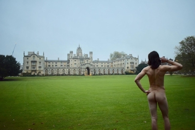 ケンブリッジ大学が毎年恒例の「美尻コンテスト2016」開催 2