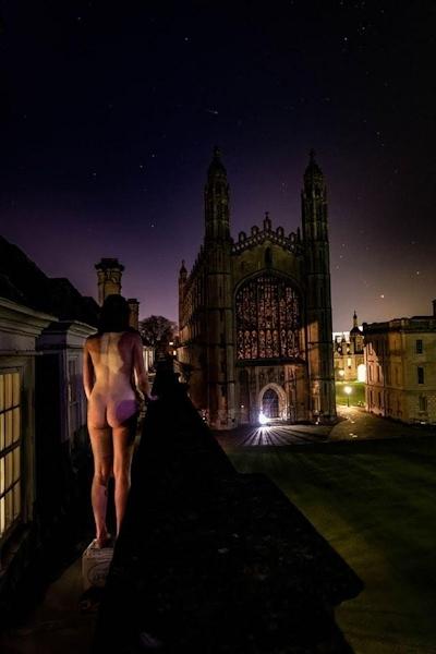 ケンブリッジ大学が毎年恒例の「美尻コンテスト2016」開催 3