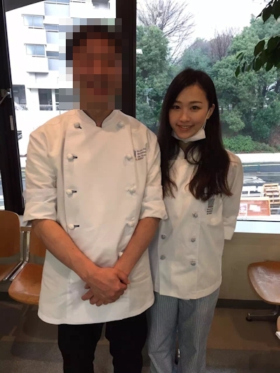 中国・杭州のパティシエ 黄岁穗さんが美人と話題 2