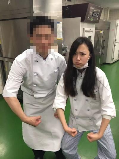 中国・杭州のパティシエ 黄岁穗さんが美人と話題 3