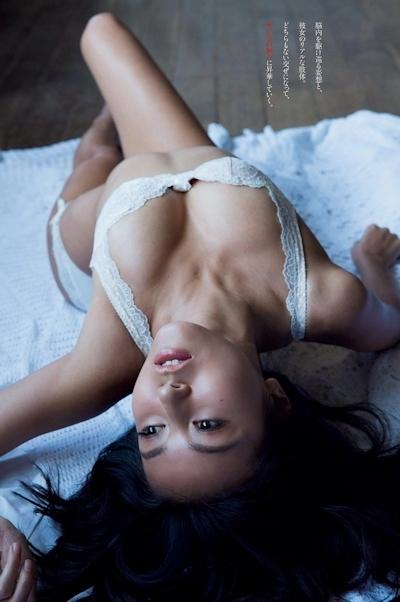 宇多田ヒカルのそっくりさん 若尾綾香 セクシーグラビア画像 3
