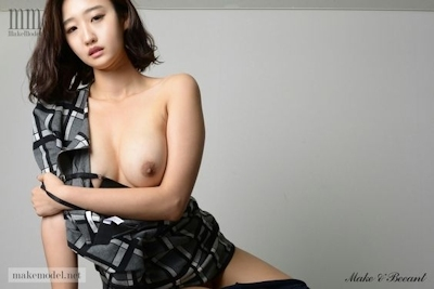 韓国美女モデル セジン(Sejin) セクシーヌード画像 3