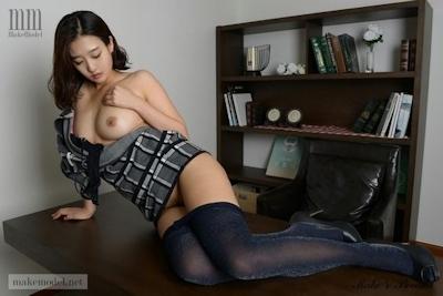 韓国美女モデル セジン(Sejin) セクシーヌード画像 5