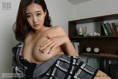 韓国美女モデル セジン(Sejin) セクシーヌード画像 6