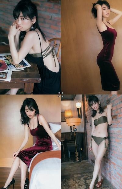 泉里香 セクシーグラビア画像 10