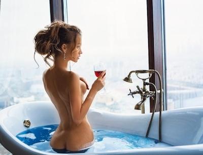 ロシアの美女モデル Valenti Vitel(ヴァレンティ・ヴィテル)のくびれボディがスゴイ 14
