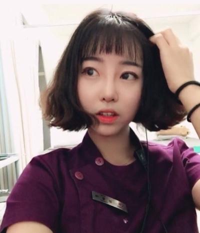 韓国美少女の自分撮りマンコ流出画像 1