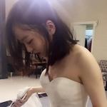 新婚の美人若妻の流出ヌード画像
