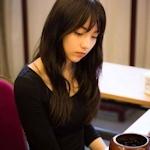 台湾の美人囲碁棋士 黒嘉嘉(Hei-Jiajia) 2