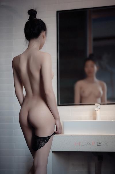 美乳な中国美女モデルの美しいヌード画像 4